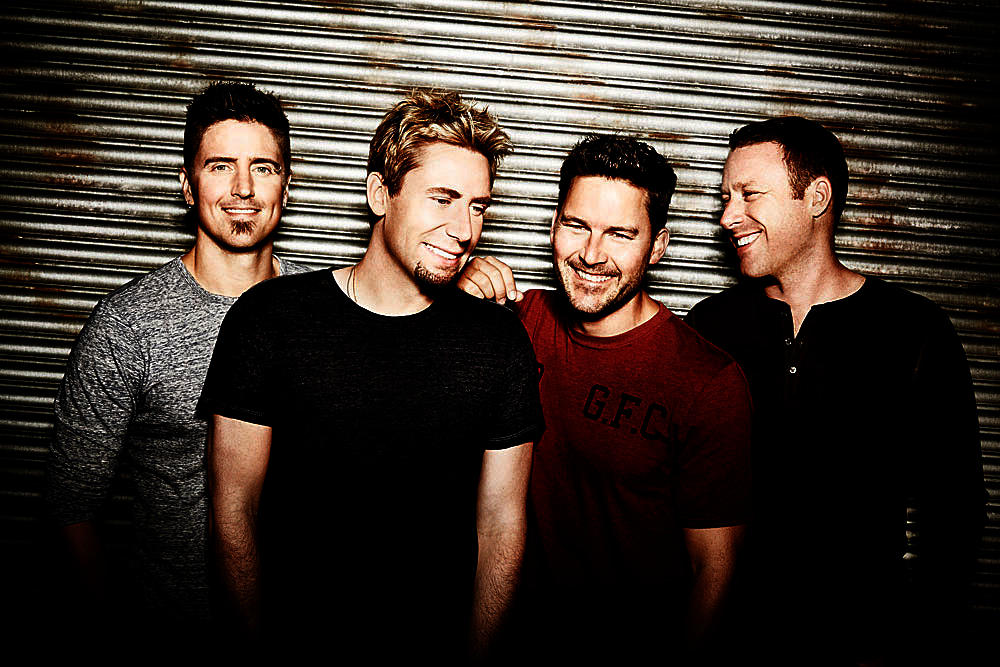 "Nickelback to Calgary: ""F***, you rock!!"""