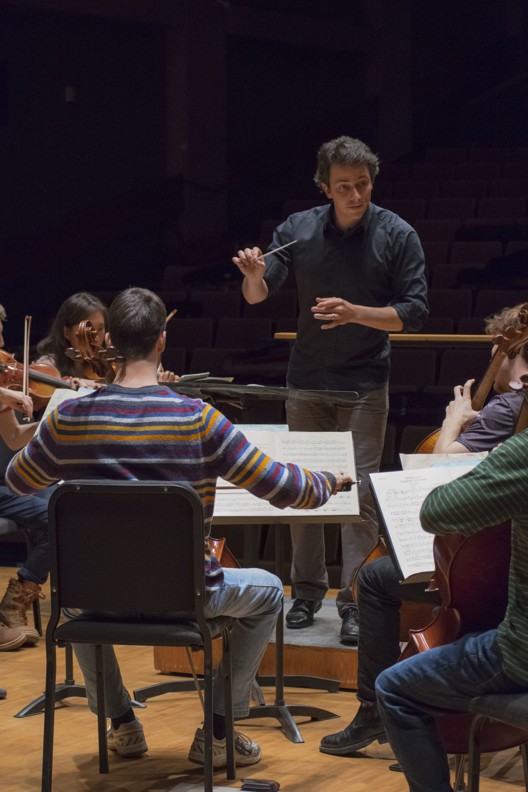 Quartets, Trios, Soloists: Music competitions and the mountain parks